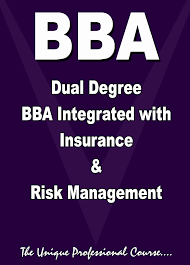 education in insurance at vision college of management you can avail dual degree of bachelor in business administration diploma in insurance recognized world wide providing