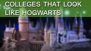 colleges that look like hogwarts colleges that look like hogwarts