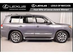 Used <b>Lexus LX</b> 570 for Sale (with Photos) - CARFAX
