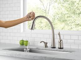 Delta Touch Kitchen Faucet Delta Kitchen Faucets Best Reviews Of 2017