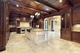 Stone Floor Tiles Kitchen Tile Floor Designs Glamorous Kitchen Interesting Tile Floor