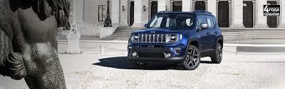 Купить <b>Jeep Renegade в</b> Краснодаре