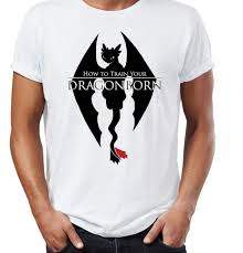 Best Price High quality <b>skyrim t shirts</b> for men brands and get free ...