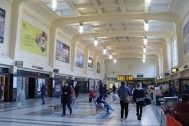 Image result for Leeds Railway Station