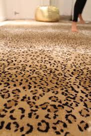 ive seen rugs like chic zebra print rug