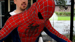 <b>Spider</b>-<b>Man</b> Suit How-To-Wear - Getting Inside the Costume ...