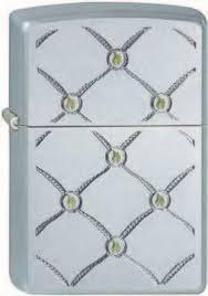 <b>Зажигалка Zippo Metal</b> dots 205 на ZIPPO-RUSSIA.RU