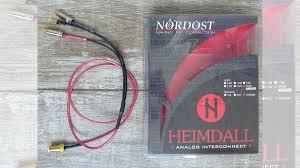 <b>Кабель для тонарма Nordost</b> Tonearm Heimdall Phono купить в ...