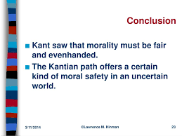 ppt immanuel kant and the ethics of duty powerpoint presentation ppt immanuel kant and the ethics of duty powerpoint presentation id 262309