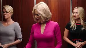 Charlize Theron, Nicole Kidman, Margot Robbie in