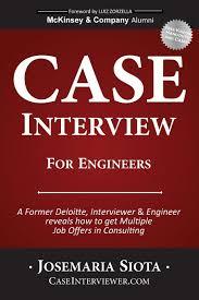 mckinsey company case study interview  mckinsey company case study interview