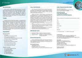 blank brochure template word selimtd blank brochure template word brochure templates word