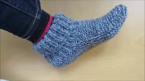 <b>Knitting</b> adult size slippers (with a french accent!) - Beginners ...