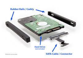 Add a 2nd HDD to a <b>HP Envy</b> 17, <b>TouchSmart</b> 17, <b>TouchSmart</b> m7 ...