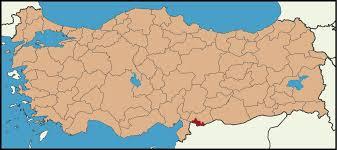 Image result for kilis haritası