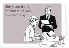 Top Belated Birthday Meme Funny Images for Pinterest via Relatably.com