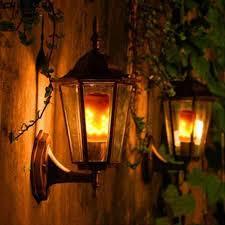 <b>LED Flame Effect Light</b> Bulb