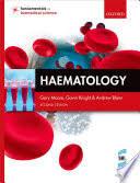 Haematology - <b>Gary Moore</b>, Gavin Knight, Andrew D. Blann - Google ...