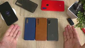 3 САМЫХ КРУТЫХ <b>ЧЕХЛА NILLKIN для Xiaomi</b> Mi 9 SE - YouTube