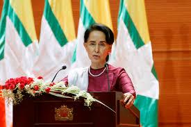 Nobelli Myanmar Lideri'nden pişkin açıklamalar