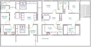 X Duplex House Plan  Bedroom Duplex House Plans India   VAlineHouse Floor Plans X