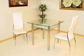 4 chair kitchen table:  images about  seater glass dining sets on pinterest dining sets black glass dining table and black chairs