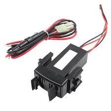 Alloet Universal Replacement Dashboard Car Charger <b>5V 2.1A</b> ...