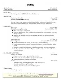 resume objective examples for biology resume template example biology resume examples biologist resume best biology resume objective resume