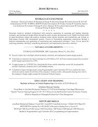 mechanical engineer resume objective gopitch co objective statement for engineering resume