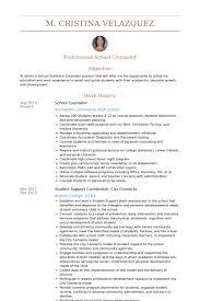 school counselor resume samples   visualcv resume samples databaseschool counselor resume samples