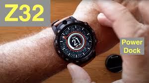 <b>OUKITEL Z32 4G</b> 3GB/32GB Android 7.1.1 Dual Cam Smartwatch ...