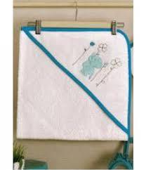 <b>Полотенце Kidboo</b> Elephants Blue Артикул 354217 купить ...