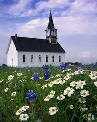 Image result for CHURCH IN THE SPRINGTIME