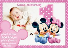 1st birthday invitation template printable a scart com printable invitation mickey mouse printable
