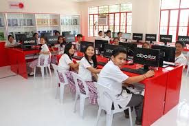 aboitiz supported taguig schools receive new science and tech voc hands on learning aboitiz foundationacirc s facilities and equipment donations support its