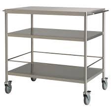 kitchen trolleys carts trolley