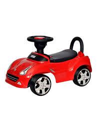 Музыкальная детская <b>Каталка Машинка</b> 613 красный — купить в ...