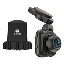 <b>Видеорегистратор</b> с радар-детектором <b>Playme MAXI</b>, GPS