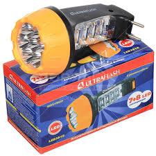 <b>Фонарь ручной</b> Ultraflash LED3818, 7+8 LED, 2 режима в Тамбове ...