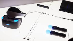 Sony выпустит <b>набор</b> PlayStation VR с PS Camera и PS <b>Move</b> в ...