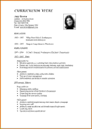 how to prepare curriculum vitae sample resume builder for job how to prepare curriculum vitae sample curriculum vitae cv resume samples resume format resume samples restaurant