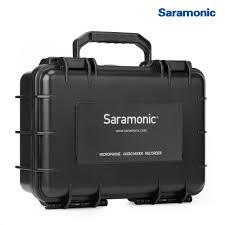 Пластиковый <b>кейс Saramonic SR-C8</b> для радио петличек купить ...