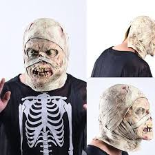 Buy latex <b>mummy</b> mask from 23 USD — free shipping, affordable ...