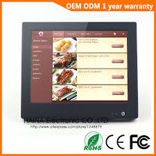 <b>15</b> inch Retail Touch <b>Pos System Pos System</b> All In One for ...