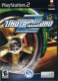 Video game:PlayStation 2 <b>Need for Speed</b>: Underground - Sony ...