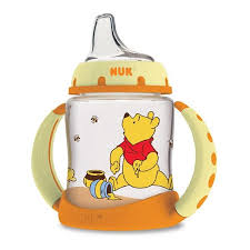 NUK, <b>Disney Baby</b>, Winnie The Pooh <b>Learner Cup</b>, 6+ Months, 1 ...