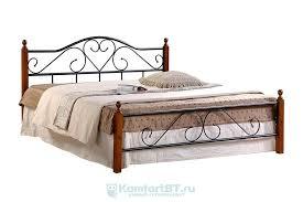 Купить <b>кровать TetChair AT</b>-815 160х200 в г. Москва. Цена ...