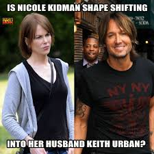 Who wears this 'do better, Keith Urban or his wife Nicole Kidman ... via Relatably.com
