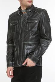 Мужские <b>кожаные куртки</b> на резинке купить в интернет-магазине ...