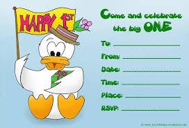 printable st birthday invitations com printable 1st birthday invitations and get inspiration to create a nice invitation 17